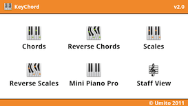 KeyChord screenshot 1