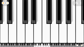 Mini Piano screenshot 1