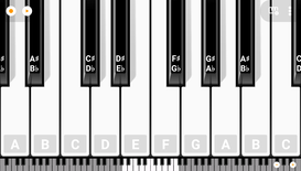 Mini Piano screenshot 3
